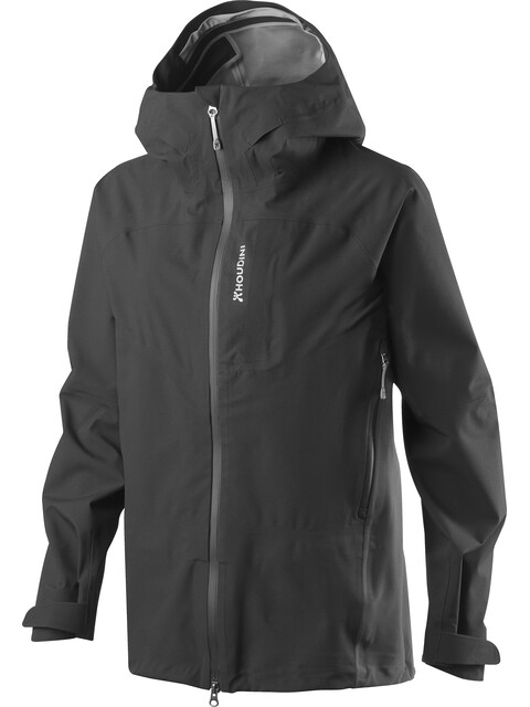 """Houdini W's Ascent Ride Jacket True Black"""